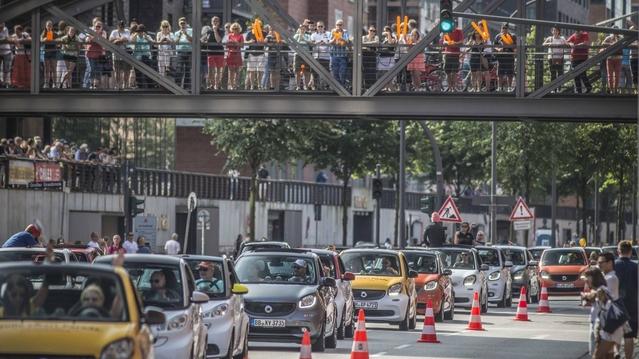 Smart Times 2016: 1 635 véhicules rassemblés lors de la parade