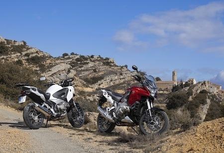 Essai Honda Crosstourer: fer de lance de la gamme