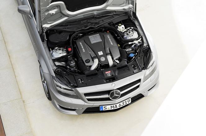 Voici la Mercedes CLS 63 AMG Shooting Brake