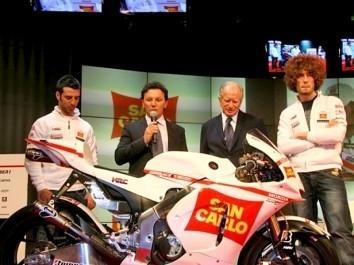 Moto GP - Honda: Pas de mur mais un handicap de taille chez Gresini