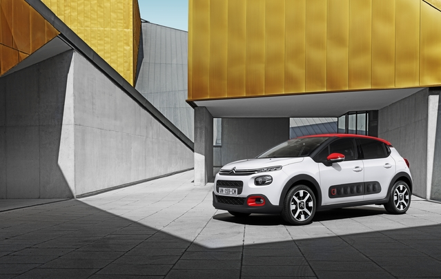 Mondial de Paris 2016 - Citroën C3 : optimiste