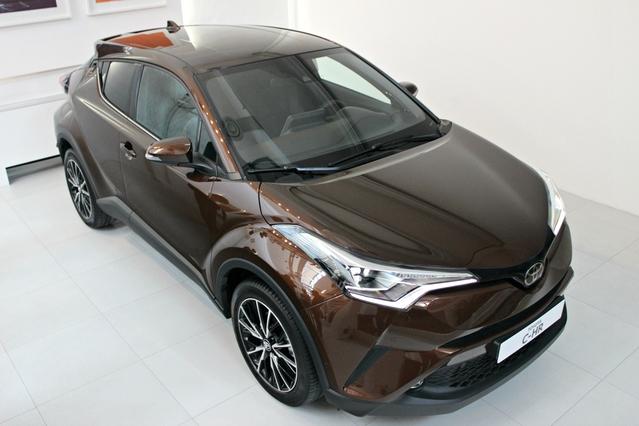 Mondial de Paris 2016 – Toyota C-HR : le désiré