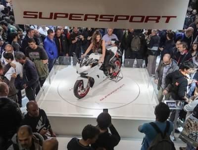 Économie: 2016, une nouvelle année record pour Ducati
