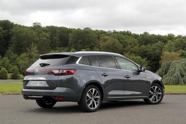Mondial de Paris 2016 – Renault Mégane Estate : deuxième vague