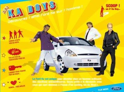 Attention, voilà les Ka Boys !!!