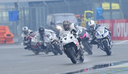 FFM Track day moto: une session fille au Mans fin mars