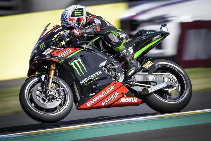 MotoGP - Allemagne J.3: Johann Zarco neuvième et sur la défensive