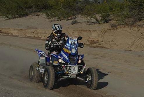Dakar 2011 : 13ème étape, Alejandro Patronelli s'impose en quad