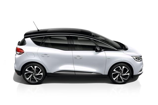 Nouveaux Renault Scénic et Grand Scénic: à partir de 23700€