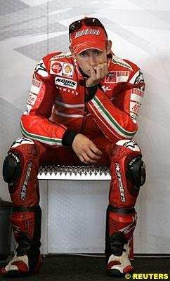 Moto GP: Japon D.1: Impunité pour Stoner ?