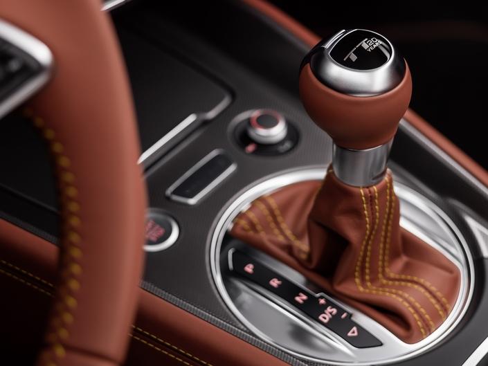 Mondial de Paris 2018 - Audi: la TT restylée avec une série limitée 20e anniversaire