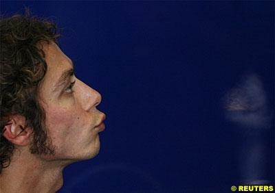 Moto GP: Japon D.1: Rossi pense revenir à l'ancien moteur