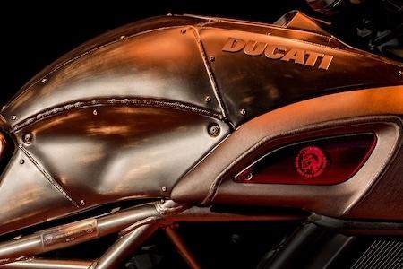 Nouveauté 2017: 666 exemplaires pour la Ducati Diavel Diesel (vidéo)