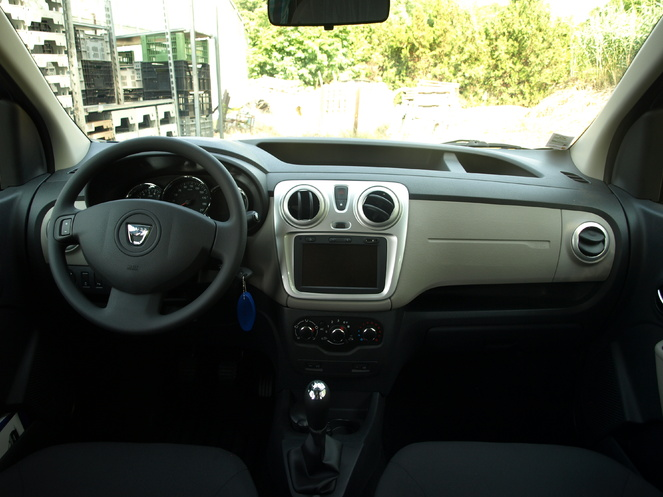 Essai vidéo - Dacia Dokker : lodgyque
