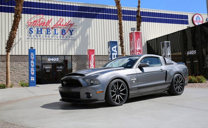Shelby American dévoile le pack Super Snake Signature Edition