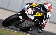 Moto 2 - Test Jerez D.2: Elias passe entre les gouttes