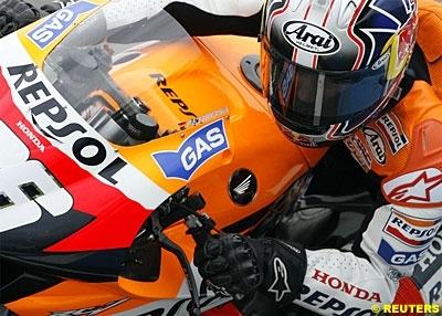 Moto GP: Japon D.2: Pedrosa façon Stoner