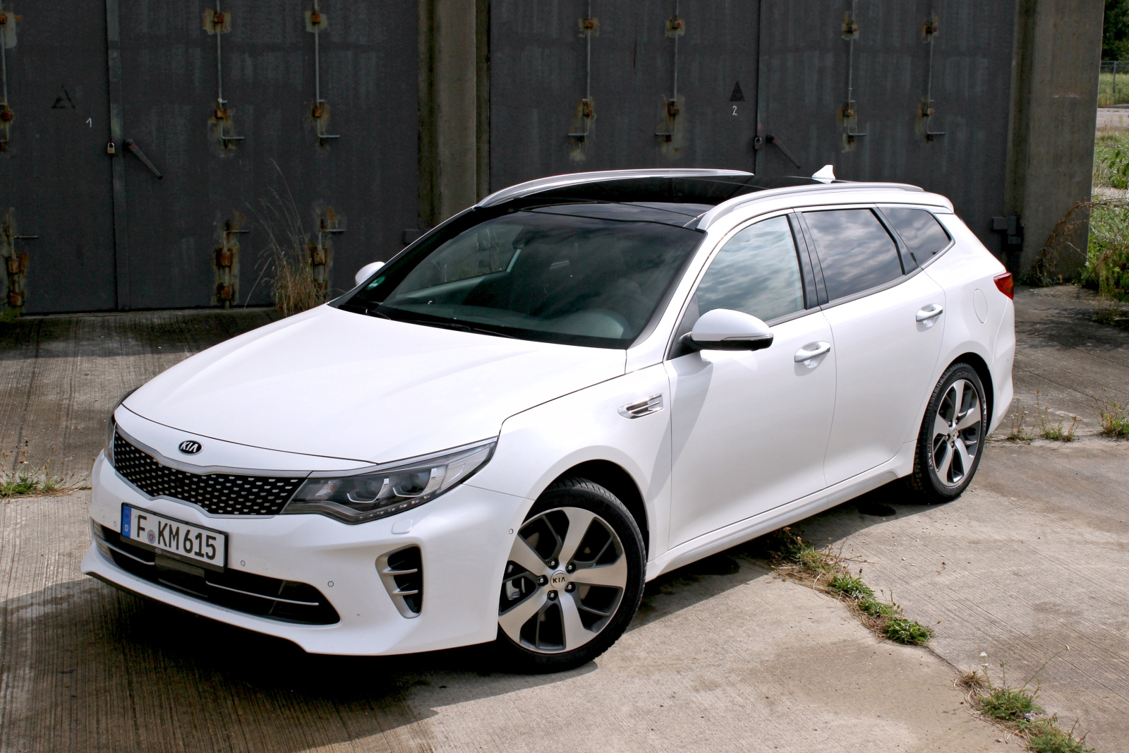 essai vid o kia optima sportswagon le break qui fait