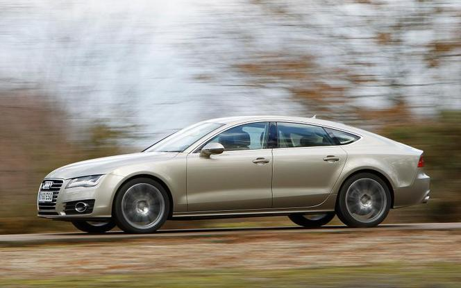 La future Audi A7 aura un style plus radical