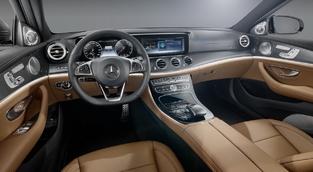 Mondial de Paris 2016 – Mercedes Classe E break : technologique