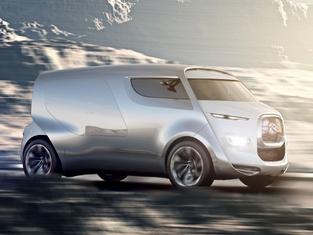 La forme et le nom du concept sont clairs: en 2011, Citroën rendait hommage au Tube avec le concept Tubik.