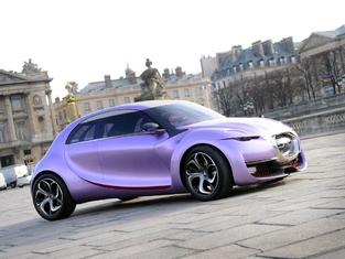 En 2009, Citroën osait imaginer une descendante (très chic) à la 2CV. Un simple exercice de style, sans suite en série.