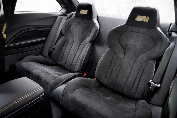 BMW M Performance Concept : pour aller plus loin dans l'allègement