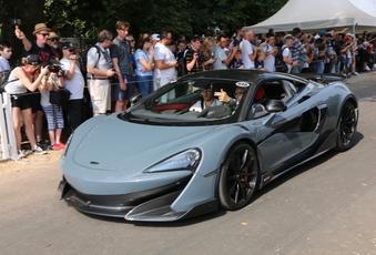 Goodwood Festival of Speed 2018 - Première présentation pour les Berlinette Brabham, Tesla Model 3, Toyota Supra, McLaren 600 LT…