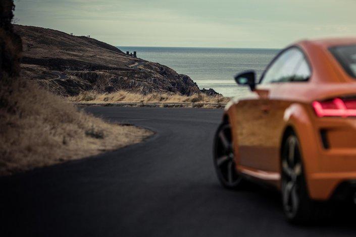 Audi annonce l'arrivée du TT restylé