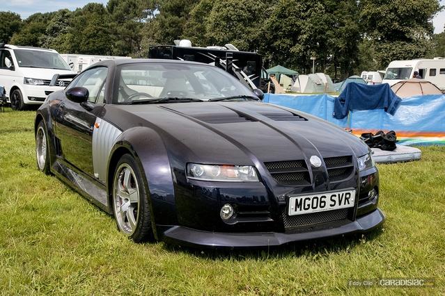 MG X-Power SV-R