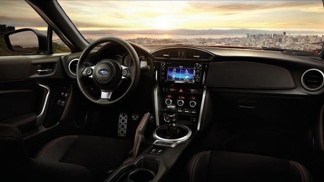 Mondial de Paris 2016 – Subaru BRZ restylé : light