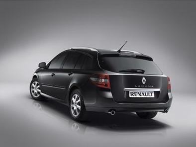 """""""Black Edition"""", la Renault Laguna en série spéciale"""