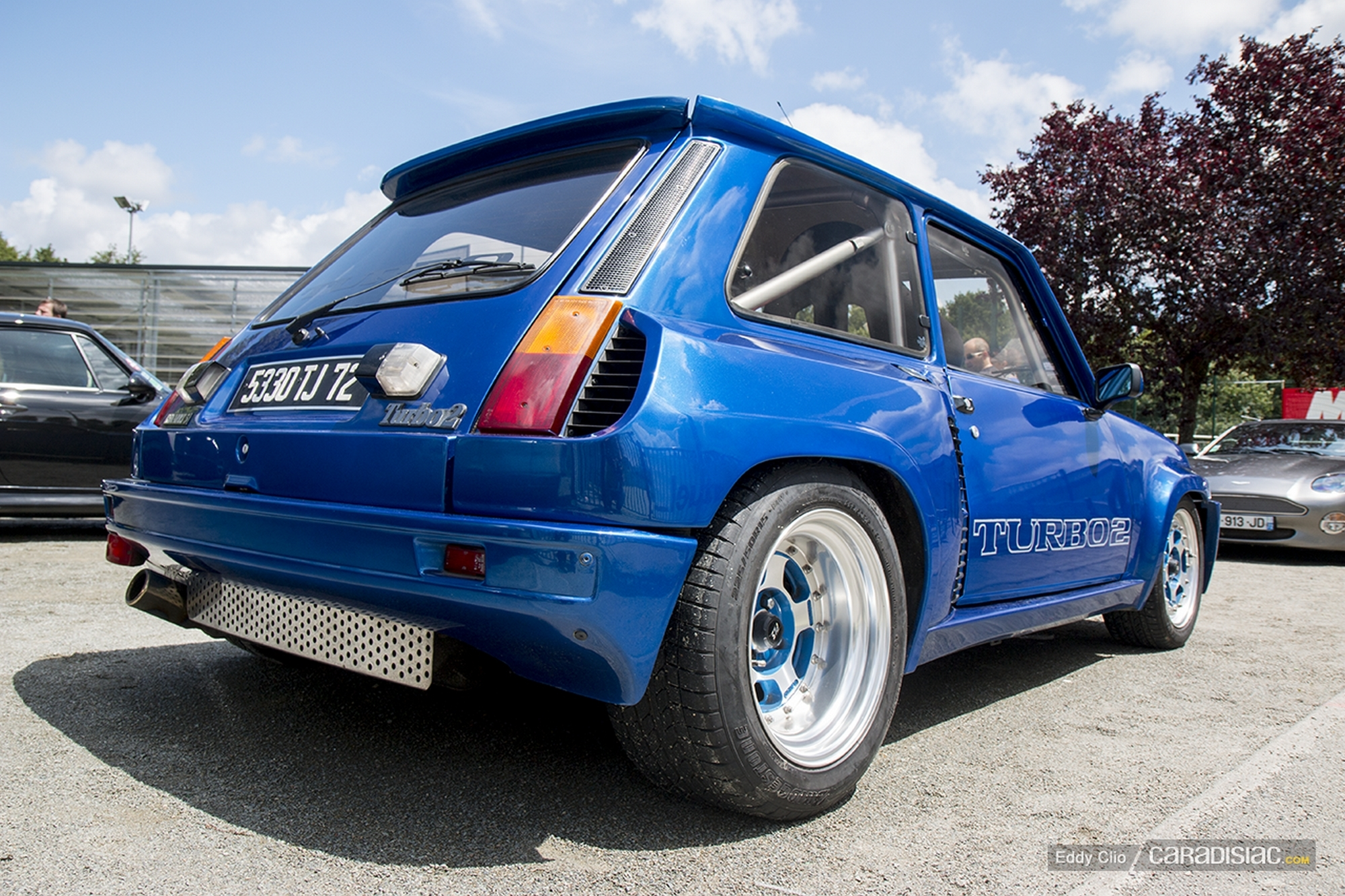Photos Du Jour Renault 5 Turbo 2 Le Mans