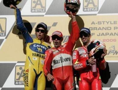 Moto GP: Japon: L'an dernier, à Motegi