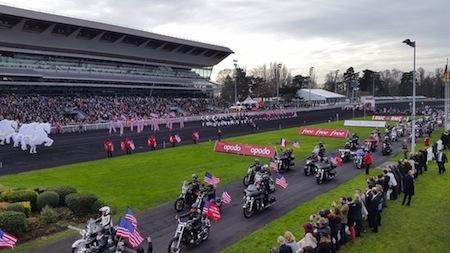 Harley-Davidson partenaire du Grand Prix d'Amérique le 29 janvier 2017