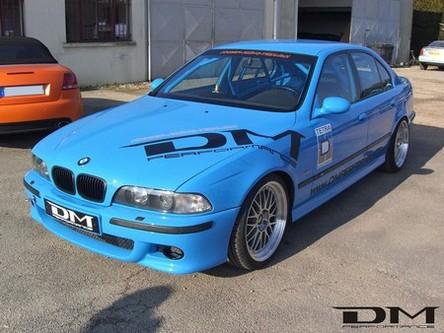 BMW M5 Dm performance, préparation à la française