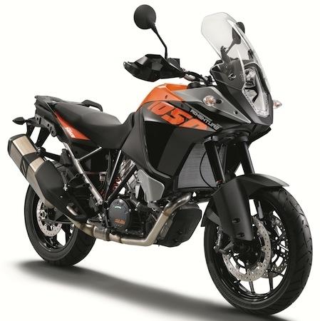 KTM : 1290 Super Adventure, 1050 Adventure