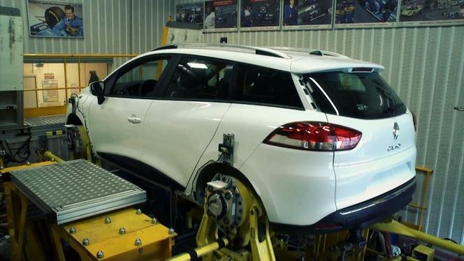 Voici la nouvelle Renault Clio break!