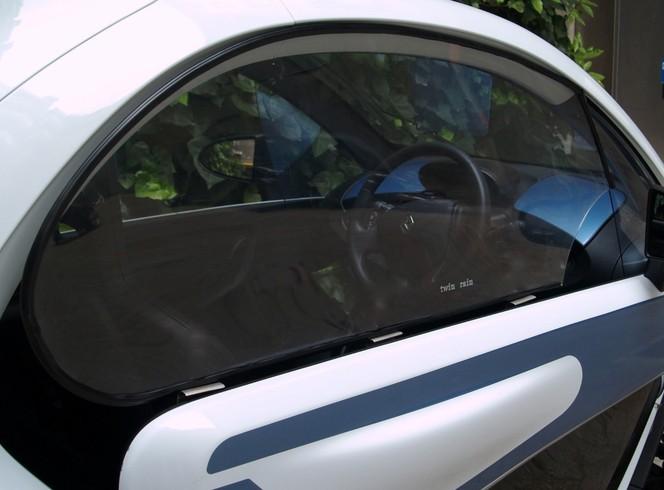 Renault Twizy: les vitres qu'il vous faut?