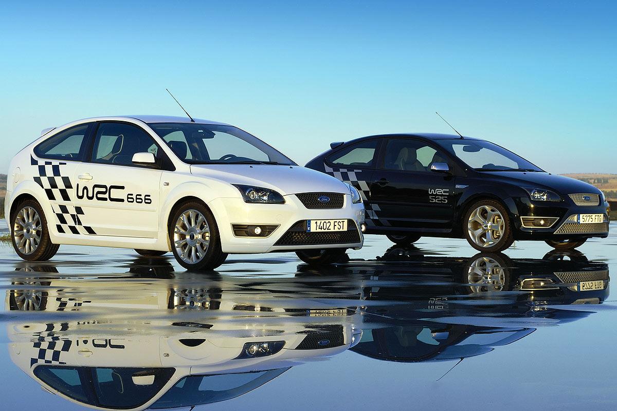 Ford Focus WRC 525 : par peur