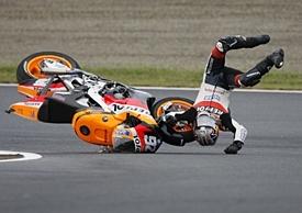 Moto GP: Pedrosa incertain pour l'Australie