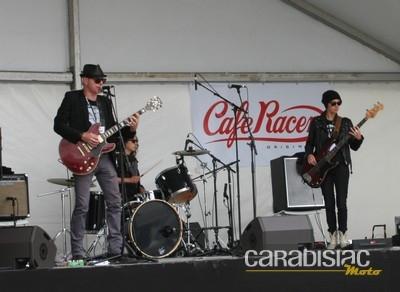 Café Racer Festival 2013 à Montlhéry.