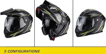 Scorpion ADX-1: globe-trotteur sportif
