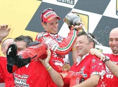 Moto GP: Les mots du Champion du Monde