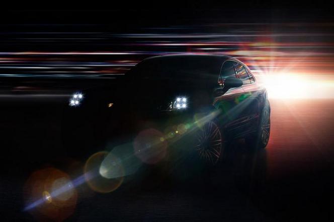 Le Porsche Macan s'annonce