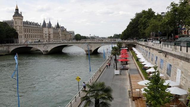 La piétonnisation des voies sur berges rive droite se poursuivra après la fermeture de Paris Plages le 4septembre.