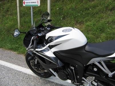 Essai 6000 km : Honda CBR 600 RR 2007, crevette diabolique
