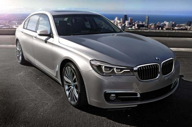 Future BMW Série 7 : comme ça ?