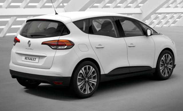 La carrosserie bicolore est indisponible sur le modèle de base.