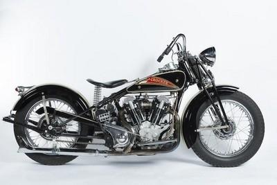 Vente Bonhams du 26 janvier 2017 à Las Vegas: des motos exceptionnelles.